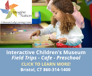 imagine nation, children's museum, things to do with kids, bristol ct, field trip, preschool, birthday party